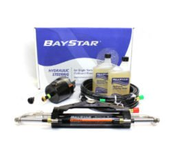Baystar & Seastar Hydraulic Steering Systems for Outboard