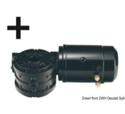 Electric Self-Tailing Winches and Electric Coversion kits